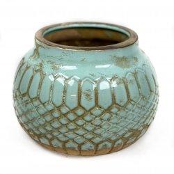 Doniczka ceramiczna/Wazon 15cm