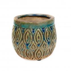 Doniczka ceramiczna 9x7 cm