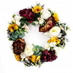 Wianek kwiatowy