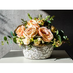 Kwiatowa dekoracja