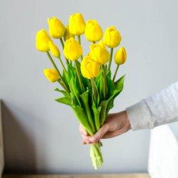Bukiet tulipanów gumowych